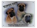 Waakborden PetSigns met eigen foto's